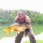 Slovenija, Slivniško jezero - 10 kg