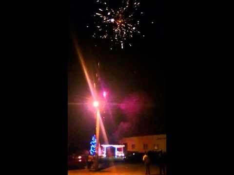 Vatromet – Peteranec 27.12.2014.