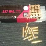 .357 Streljivo