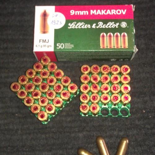 9mm streljivo
