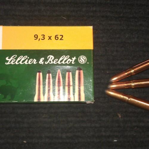 9,3×62 mm streljivo