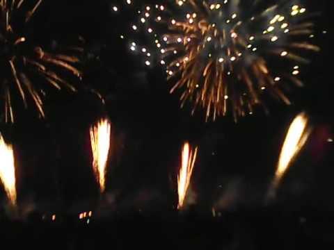 16. festival vatrometa na Bundeku (19.6.2016.)