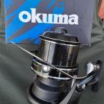 okuma black bomber spod